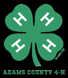 Adams County 4-H